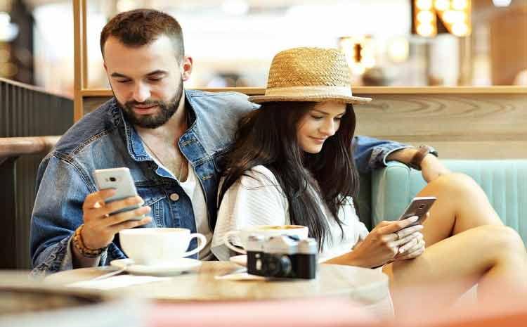 Mở rộng mối quan hệ không cần tìm bạn bốn phương có số điện thoại trước