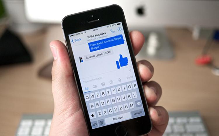 Cách để làm quen gái trên fb là gửi lời mời kết bạn cho cô ấy